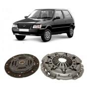 Kit Embreagem Fiat Mille Elx 1.0 1996 Em Diante