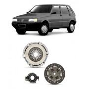 Kit Embreagem Fiat Uno 86/95 Fiorino 91/95 1.5 1.6 8v C/ Rol