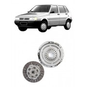 Kit Embreagem Fiat Uno Mille 1994 Em Diante
