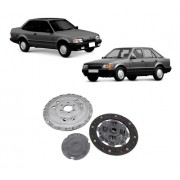 Kit Embreagem Ford Escort 1983/1992 Verona 1989/1992 1.8 8v