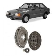 Kit Embreagem Ford Escort Hobby 1994/1996 1.0 1.6 Cht