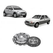Kit Embreagem Ford Fiesta 1.0 Ka 1.0 Zetec Rocam