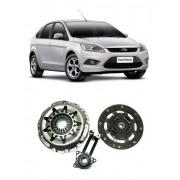 Kit Embreagem Ford Fiesta Focus 1.6 16v 10/ Ecosport 13/