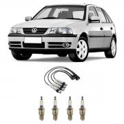 Kit Ignição Volkswagen Gol 2001/2005 Fox 2003 Em Diante
