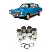 Kit Motor Ford Corcel Del Rey Pampa Até 1983