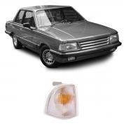 Lanterna Dianteira Direita Del Rey 1985/1991 Cristal