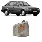 Lanterna Dianteira Direita Escort Verona 1987/1992 Cristal