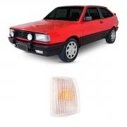 Lanterna Dianteira Esquerda Gol Parati 1987/1990 Cristal