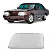 Lente Farol Esquerdo Chevrolet Opala Caravan 1988/1992