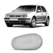 Lente Farol Esquerdo Volkswagen Golf 2000/