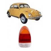 Lente Lanterna Traseira Volkswagen Fusca 1.3/1.5 Âmbar