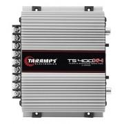 Módulo Amplificador Taramps Ts400x4 2 Ohms 4 Canais 400w Rms
