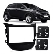 Moldura 2 Din P/ DVD Multimídia Hyundai HB20 2012/2016