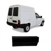 Moldura Para-choque Fiat Fiorino 1991/ Lado Esquerdo