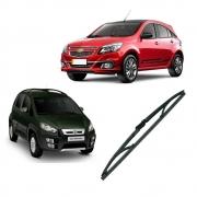 Palheta Traseira Chevrolet Agile Fiat Idea