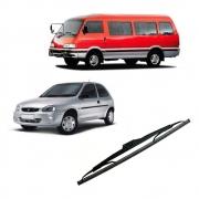 Palheta Traseira Chevrolet Corsa 94/ Asia Topic 93/00