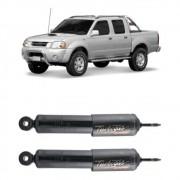 Par Amortecedor Traseiro Nissan Frontier 4x4 2002/2007