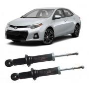 Par Amortecedor Traseiro Toyota Corolla 2014 2015 2016