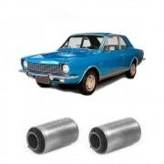 Par Bucha Bandeja Superior Dianteira Ford Corcel 1969 / 1977
