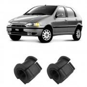 Par Bucha Da Barra Estabilizadora Fiat Palio 1996 / 2000