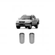Par Bucha Do Feixe De Molas Traseiro Chevrolet S10 1995/2011