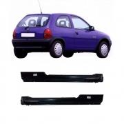 Par Caixa Ar Chevrolet Corsa Até 2003