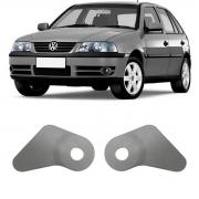 Par de Capas Reclinável Volkswagen Gol 1994/2005 Cinza
