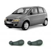 Par Manivela Vidro Fiat Idea 2005/2010