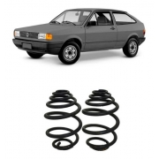 Par Mola Traseira Volkswagen Gol 1982/1994