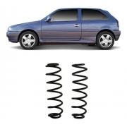 Par Mola Traseira Volkswagen Gol 1995/2014
