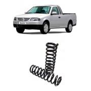 Par Mola Traseira Volkswagen Saveiro 1997/2009