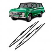 Par Palheta Dianteira Chevrolet Veraneio Fiat 147