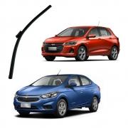 Par Palhetas Dianteiras Chevrolet Onix Prisma