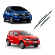 Par Palhetas Dianteiras Fiat Mobi Honda Fit