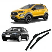 Par Palhetas Dianteiras Volkswagen Gol G2 Ford Ecosport