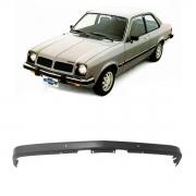Para-choque Dianteiro Chevette 1980/1982 S/ Furo Preto