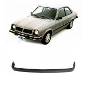 Para-choque Traseiro Chevette 1980/1982 S/ Furo Preto