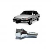 Parafuso De Roda Cromado Chevrolet Monza Corsa Vectra 1994/