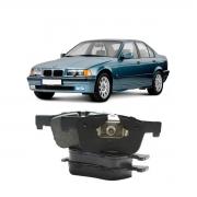 Pastilha de Freio BMW Serie 3 1991/1999 Traseira