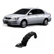 Protetor Paralama Esquerdo Toyota Corolla 2003/