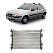 Radiador Courier Fiesta 1.0 2000/2002 Ka 1.0/1.6 2009/2012