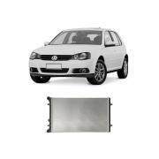 Radiador Volkswagen Golf 99/ Bora 00/ Com Acd