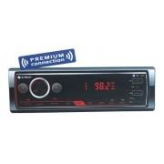 Rádio Mp3 Automotivo E-tech Premium Bluetooth Usb / Sd / Fm