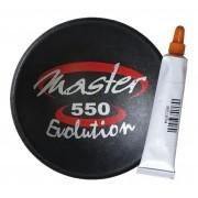 Reparo Centro Alto Falante Master 550 Rms Calota + Cola