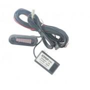 Sensor De Estacionamento Sonoro Com Fita Adesiva