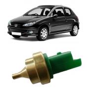 Sensor De Temperatura Peugeot 206 1.4 8v 2000 Em Diante