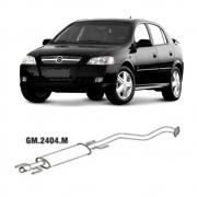 Silencioso Intermediário Chevrolet Astra Vectra