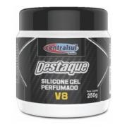Silicone Gel Perfumado Destaque V8 250g Centralsul
