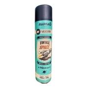 Silicone Spray Perfumado Vintage Space 400ml / 200g