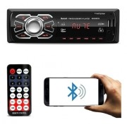 Som Automotivo First Option 6630bn Usb Bluetooth Cartão Sd